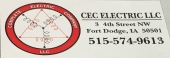 CEC ELECTRIC LLC