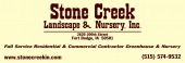 Stone Creek Nursery